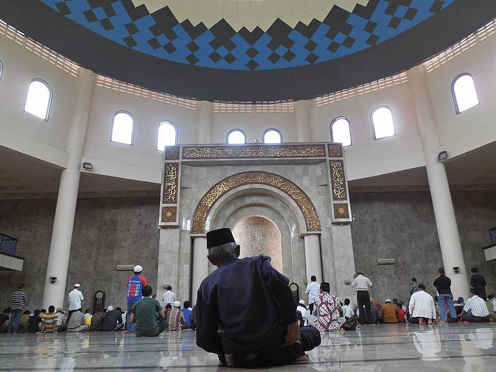 Masjid Raya Bandung | Benq G1