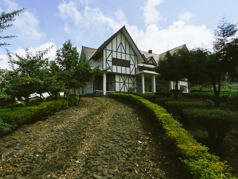 Rumah orang jerman