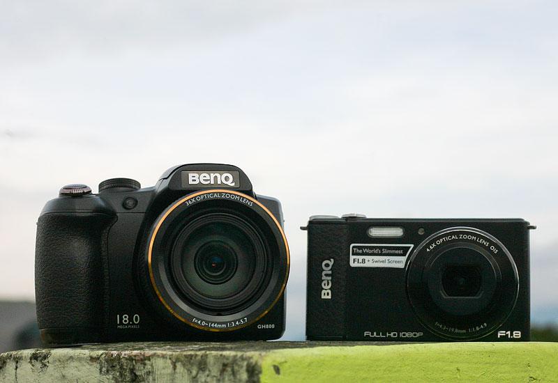 BenQ GH800 dan BenQ G1