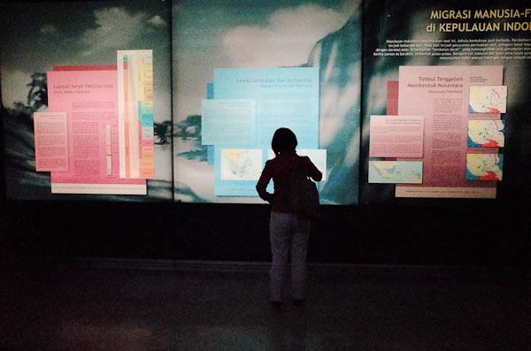 Museum Nasional. Maaf, iso 25600