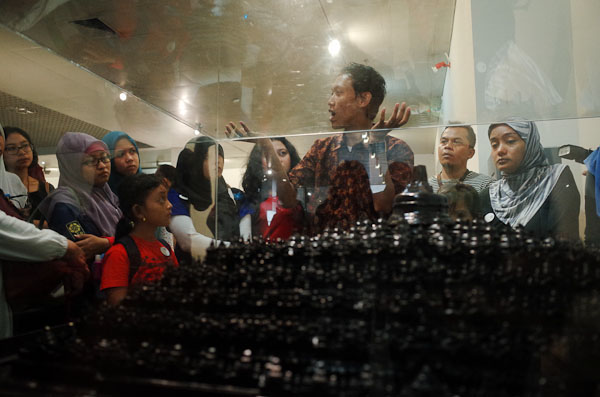 Miniatur Borobudur