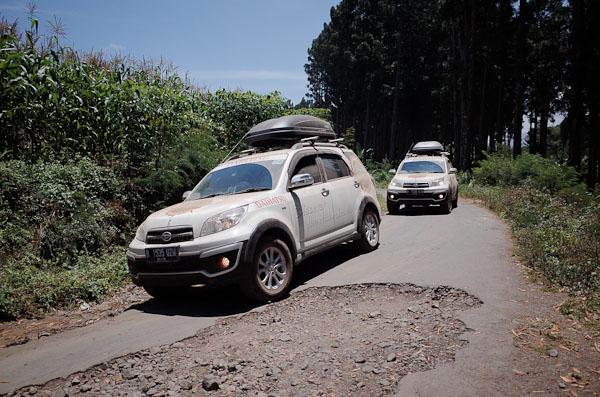 Ke Taman Nasional Baluran