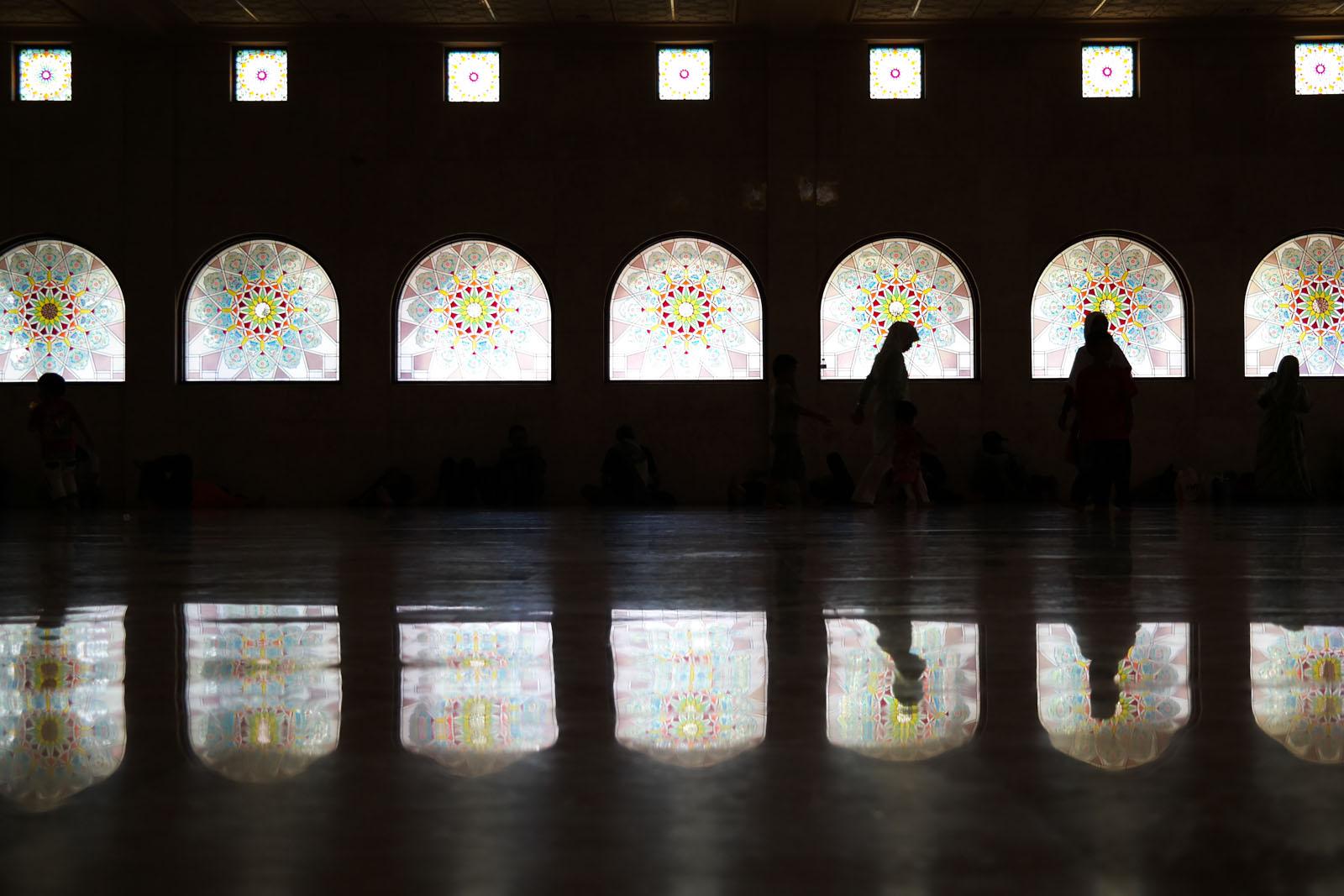 Masjid Raya Bandung | 29mm, 1/50, f/4.5, iso200