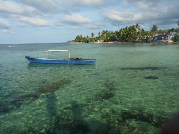 Selamat datang di pulau Tomia!
