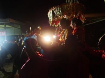 Disambut Tarian Paduppa di Majene