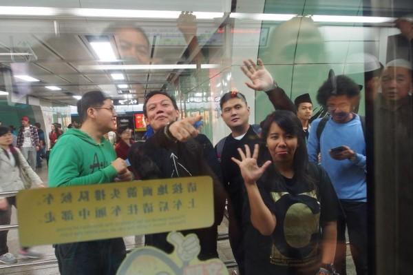 Ketinggalan MRT pun, MRT berikutnya hanya selang 3 menit.