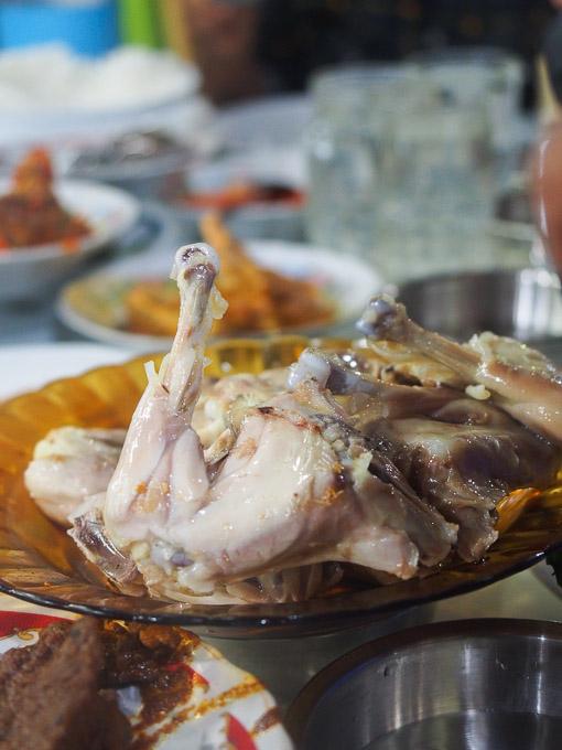 Ayam pop bukittinggi