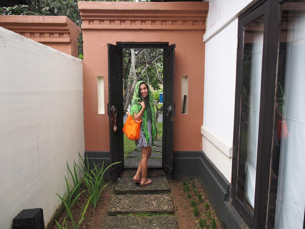 Masuk ke Kalica Villa