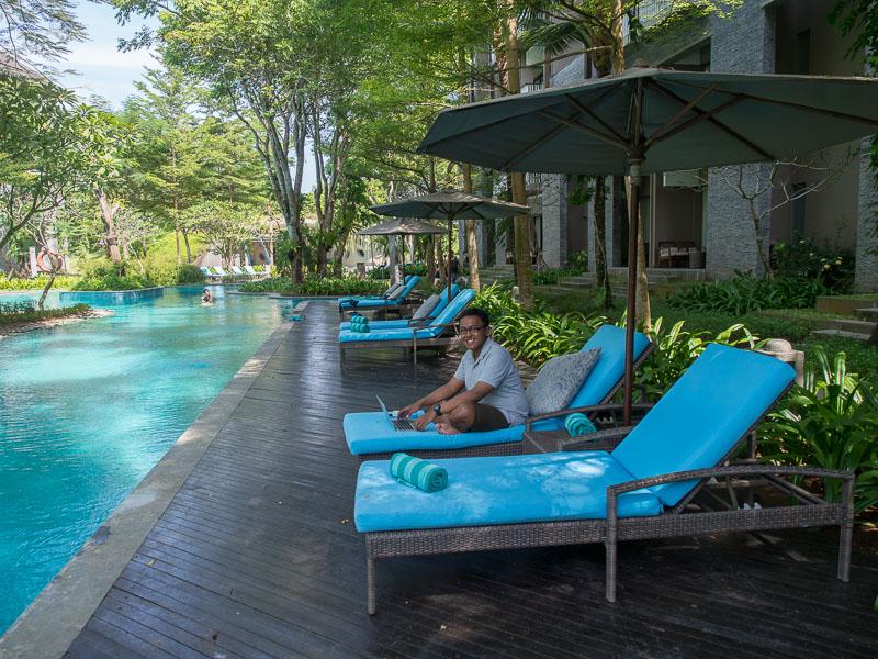 Hotel Courtyard Marriot Nusa Dua