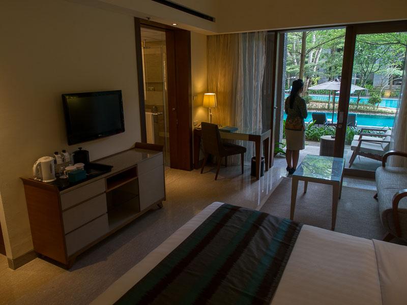 Hotel Courtyard Marriot Nusa Dua Bali
