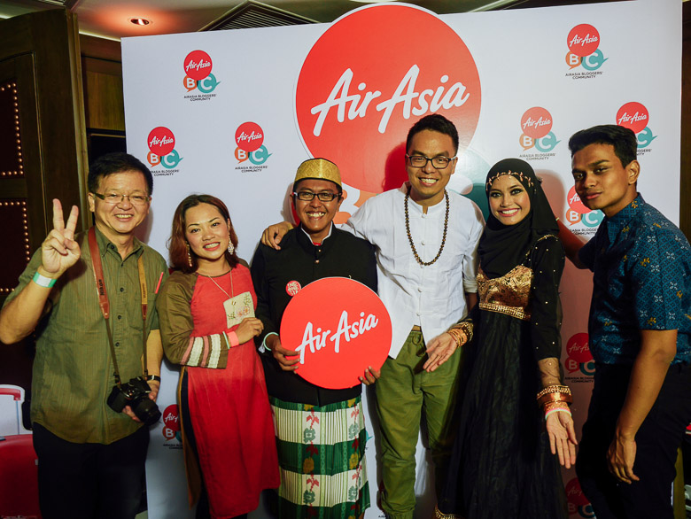 Air Asia Blogger Community Anniversary Bangkok