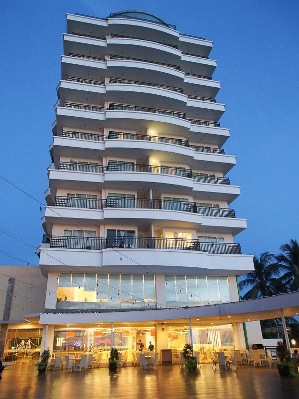 hotel aston belitung