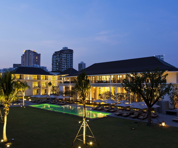 resort u sathorn bangkok