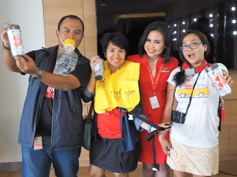 Air asia kantor red house
