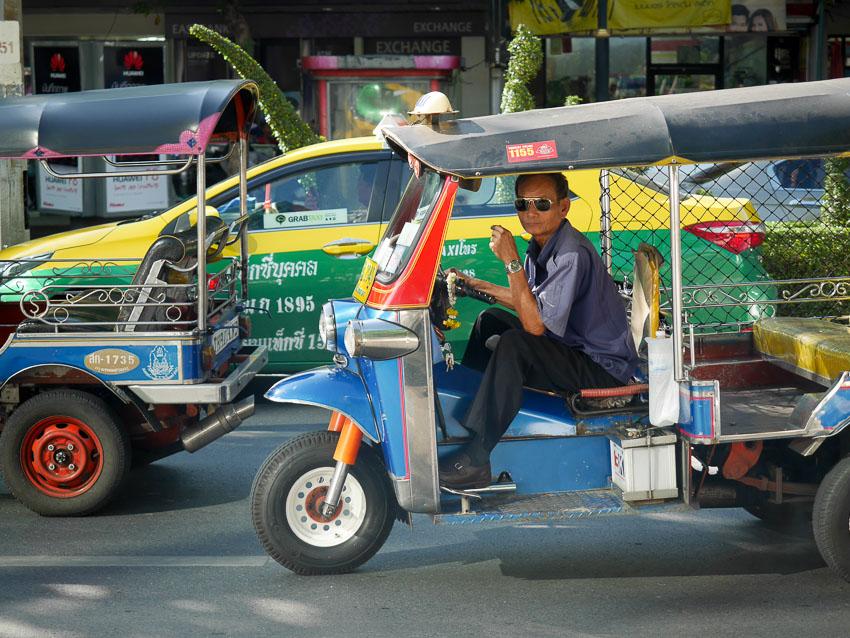 tuk tuk thailand bangkok