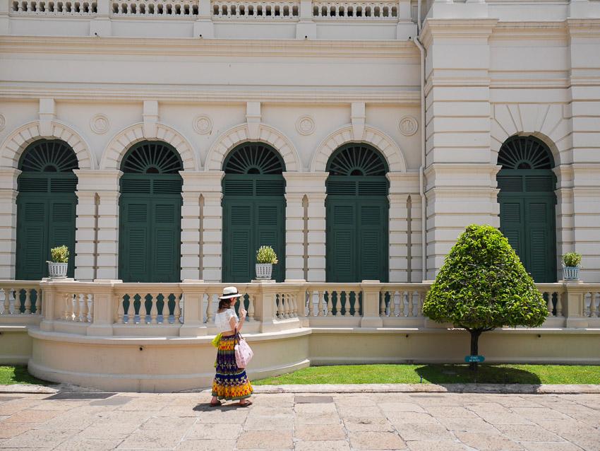turis di grand palace