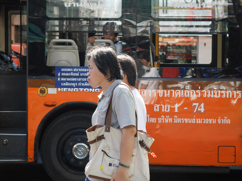 bus di bangkok rute