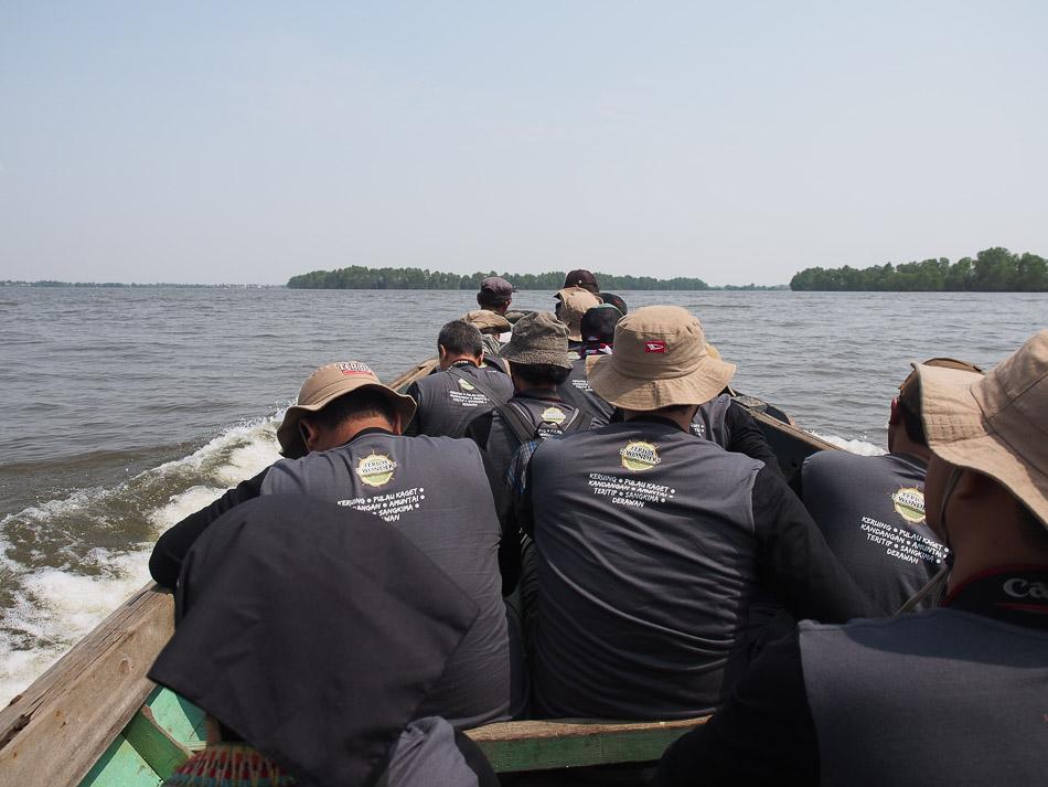 sungai barito pulau kaget