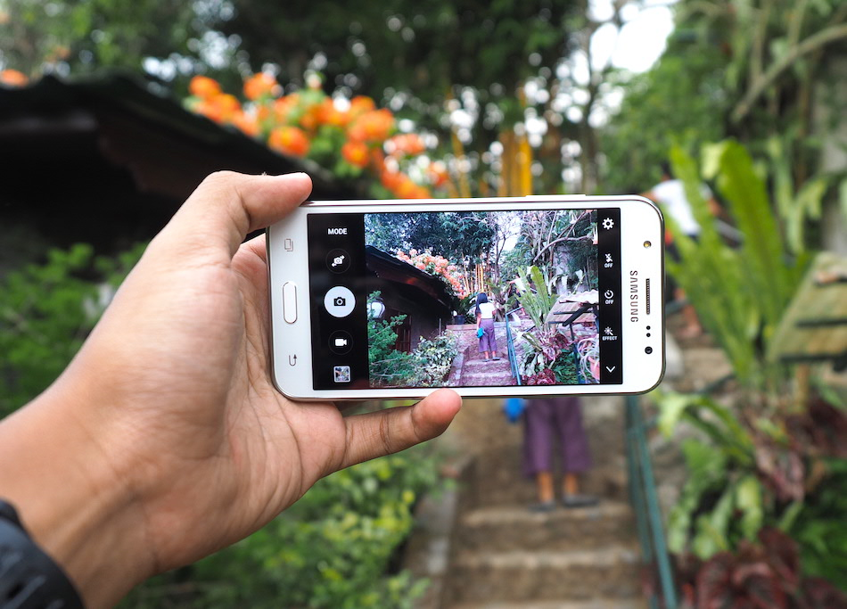 samsung J5 camera review indonesia