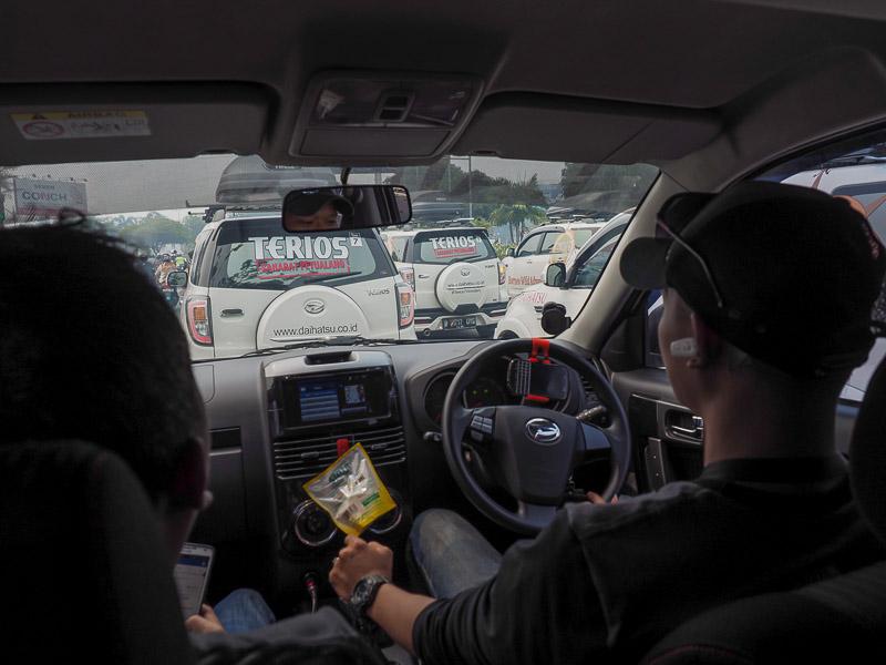 tips konvoi mobil terios