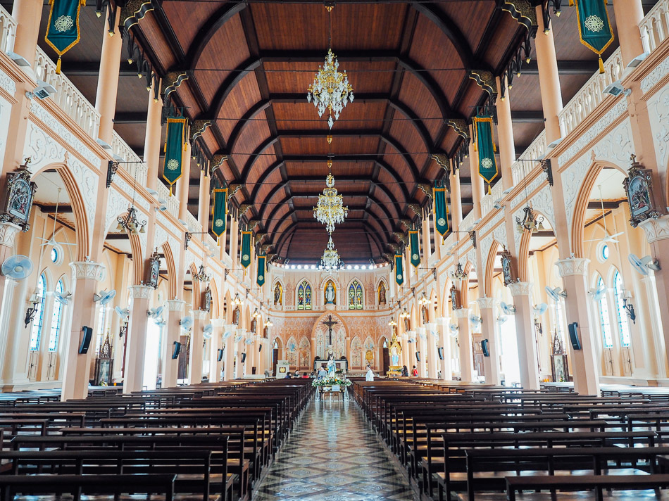 Cathedral of Immaculate conception chantaburi