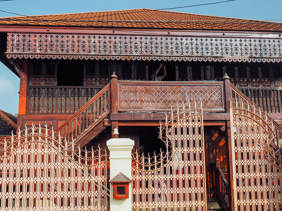 chantaburi architecture old town