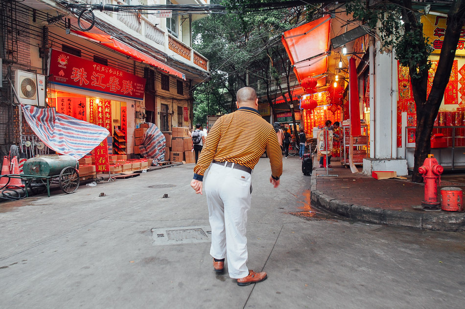guangzhou street photo