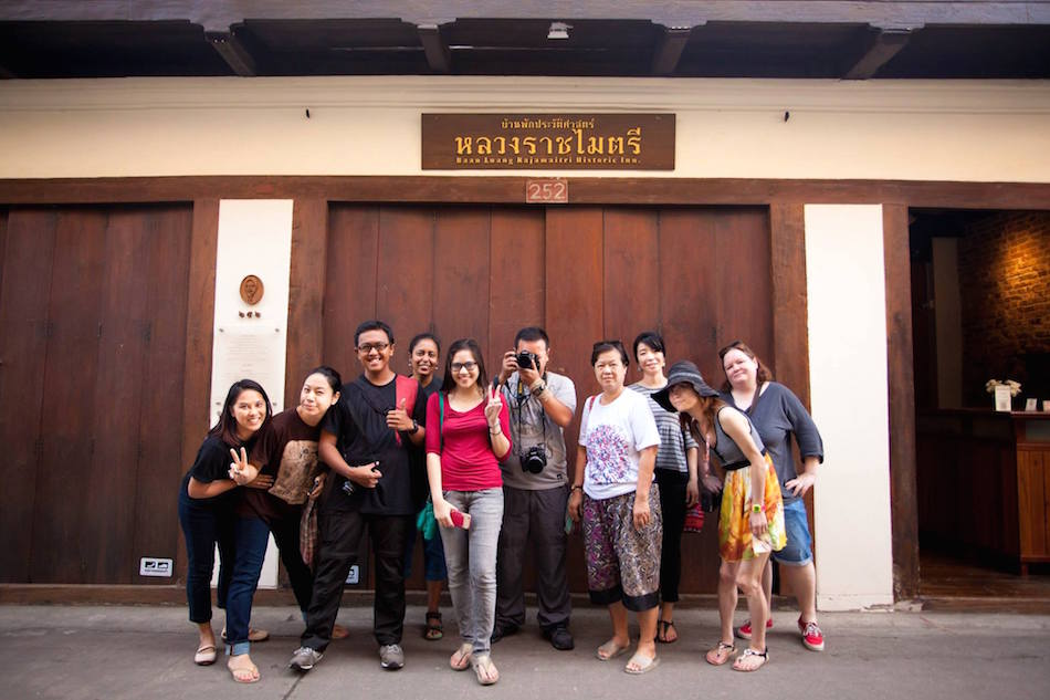 Baan historical inn
